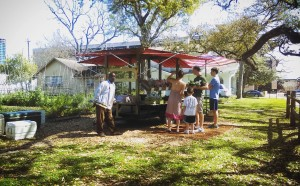 Plant It Forward Farm Stand @ University of St. Thomas - Farm | Houston | Texas | United States